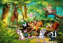 Bambi no bosque