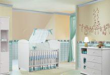 Como montar o quarto do bebé confortável e seguro