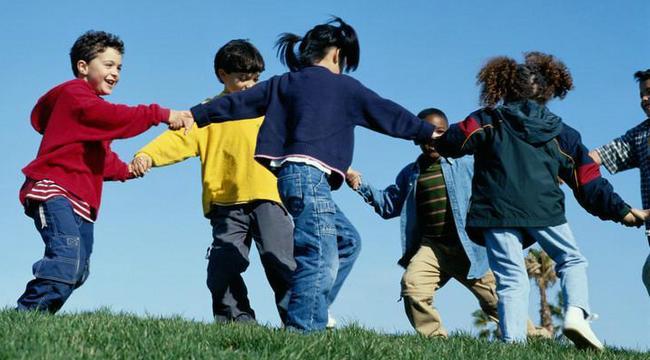 As várias fases da infância
